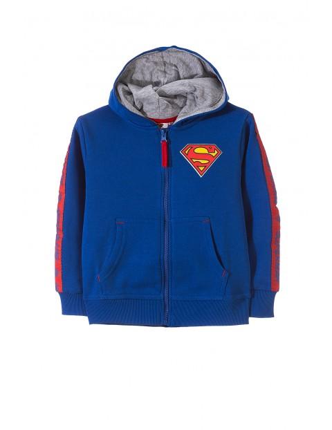 Bluza dresowa chłopięca Superman 1F35BI