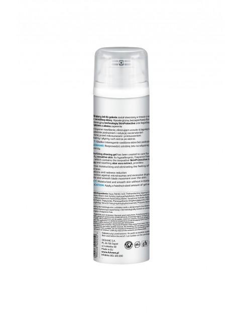 AA Men Sensitive Żel do golenia nawilżający dla skóry bardzo wrażliwej 200 ml