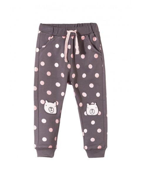 Spodnie dresowe niemowlęce 5M3526