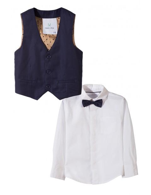 Koszula + kamizelka 1P3301