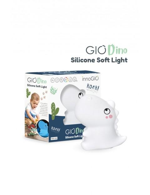 Silikonowa lampka GIO Dino GIO-110