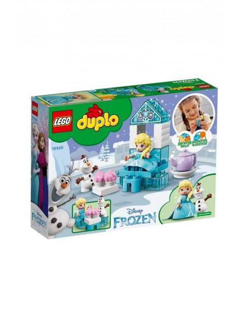 Lego Duplo -  Popołudniowa herbatka u Elsy i Olafa - 17 elementów wiek 2+