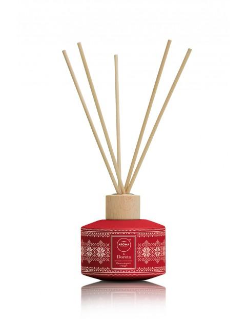 Aroma Home & Dorota Patyczki zapachowe Cynamonowy Wieczór 100ml
