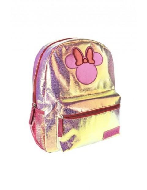 Plecak dla dziewczynki Fashion Minnie- różowy