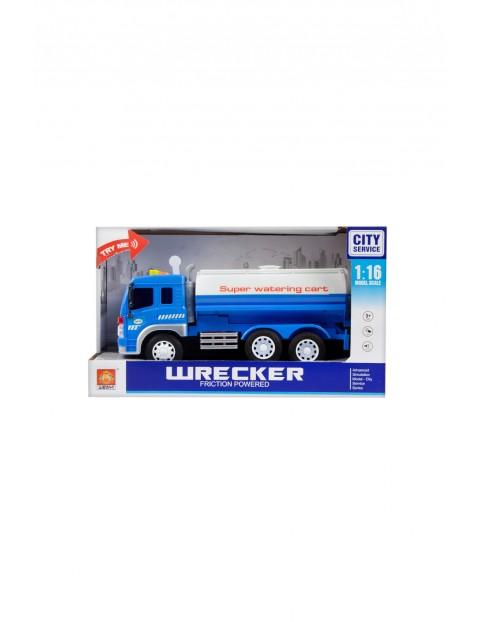 Auto ciężarowe światło i dźwięk 1Y35CX