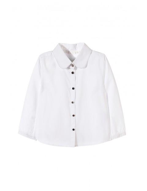 Koszula dziewczęca biała 3J3402
