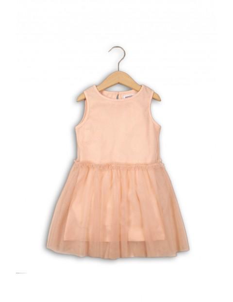 Sukienka dziewczęca 4K34A6