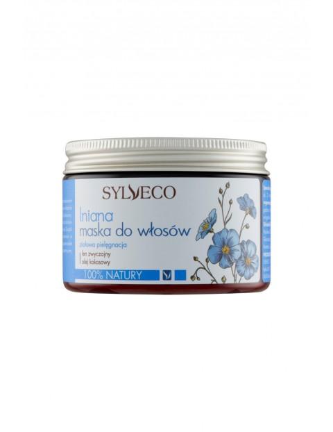 Sylveco Lniana maska do włosów Len 150 ml