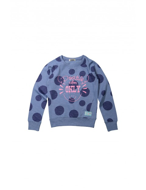 Bluza dresowa dziewczęca 3F34A7