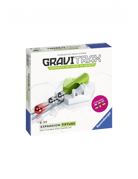 Gravitrax - zestaw uzupełniający Tuba wiek 8+