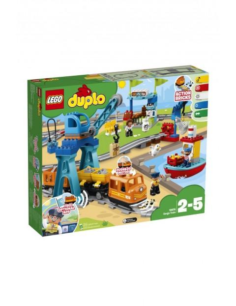 LEGO® DUPLO® pociąg towarowy - 105  elementów wiek 2+