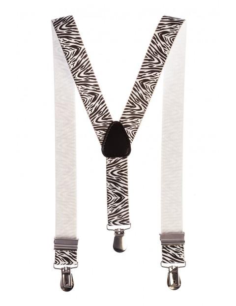 Szelki dla dzieci-zebra