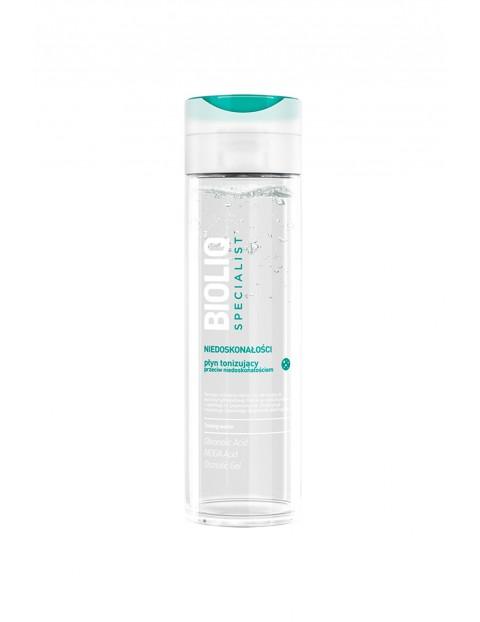Bioliq Specialist Płyn tonizujący przeciw niedoskonałościom skóry 200 ml