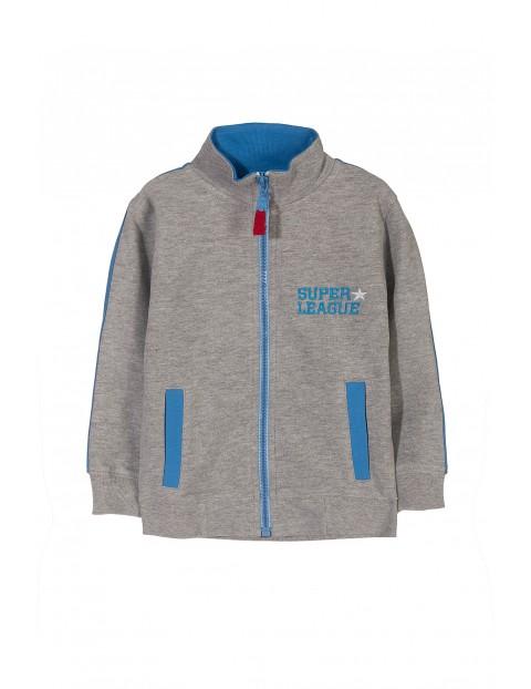 Bluza dresowa chłopięca 1F3103