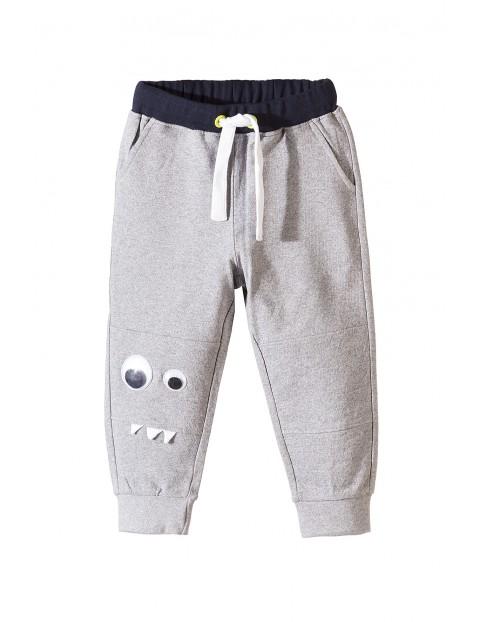 Spodnie dresowe z kieszeniami 1M3516