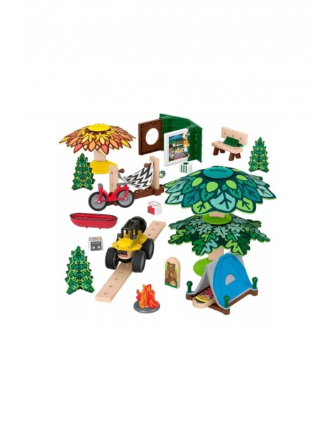 Fisher Price Wonder Makers Plac kempingowy