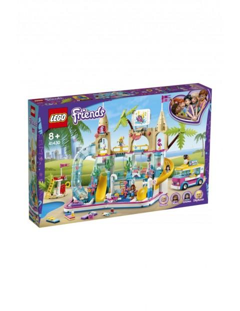 LEGO® Friends Letnia zabawa w parku wodnym - 1001 elementów wiek 8+
