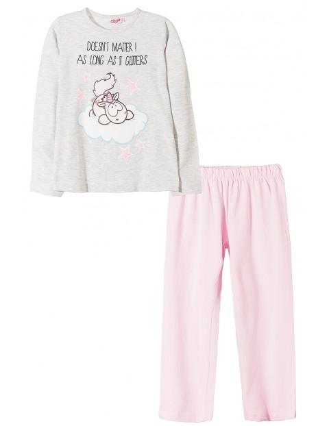 Piżama dla dziewczynki Nici  3W35BG