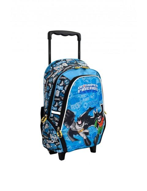 Plecak na kółkach dla chłopca DC Comics Batman