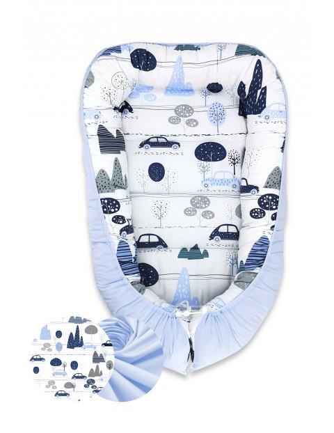 Kokon niemowlęcy 55x75cm - Dziecięca podróż