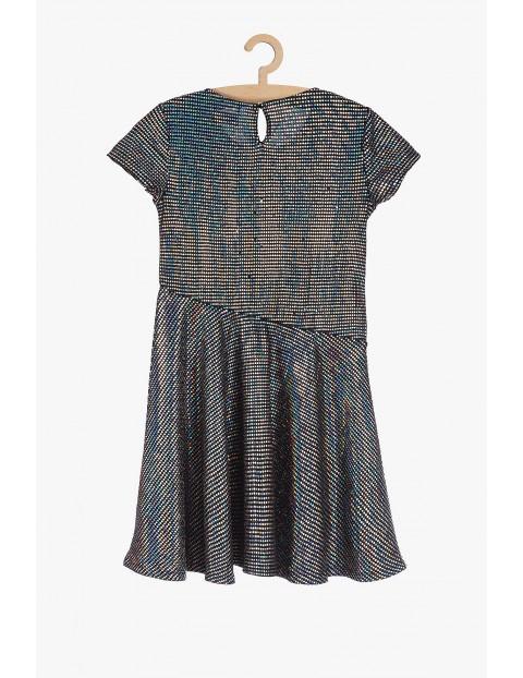 Sukienka dla dziewczynki- czarna