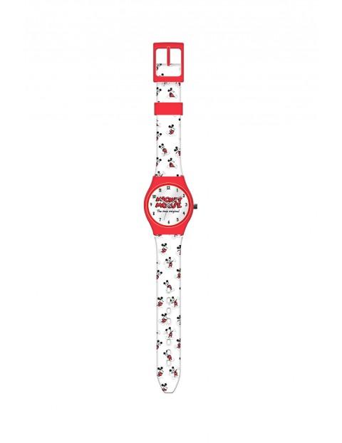 Zegarek analogowy dziecięcy - Myszka Miki