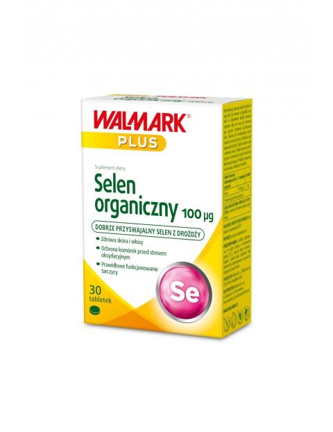 Selen 0,100 mg - 30 tabletek