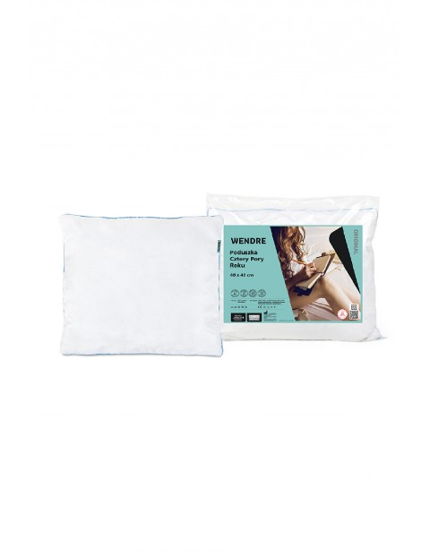 Poduszka Cztery Pory roku - przyjazna dla alergików 40x40cm