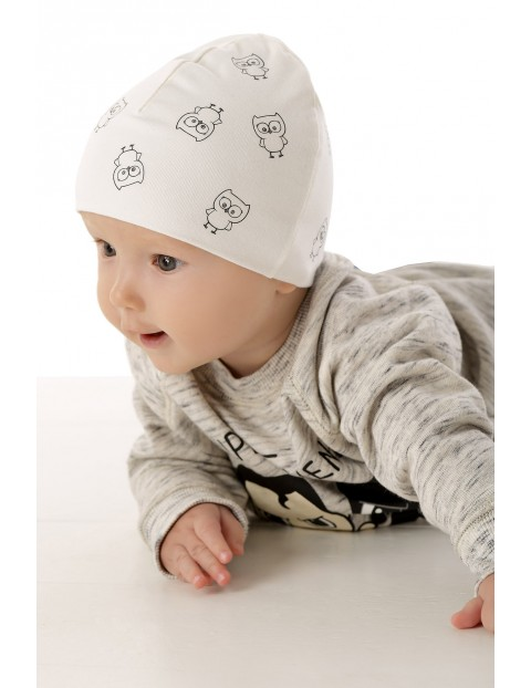 Czapka niemowlęca 5X32AQ