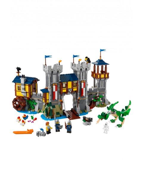 LEGO Creator - Średniowieczny zamek 31120 - 1426 elementów, wiek 9+