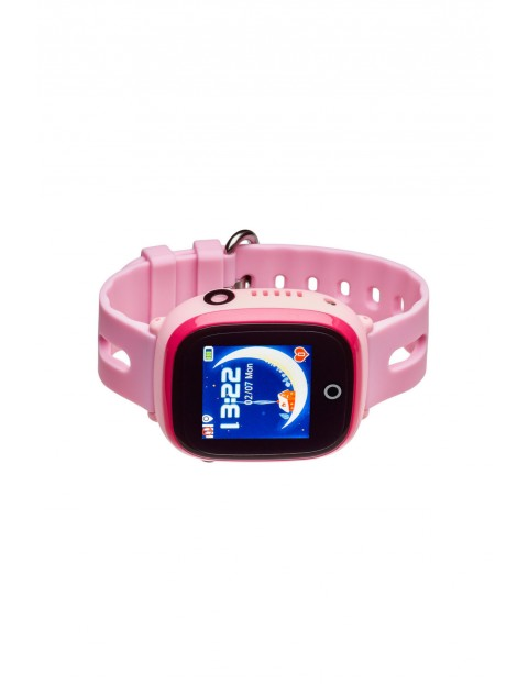 Smartwatch Garett Kids Happy- różowy