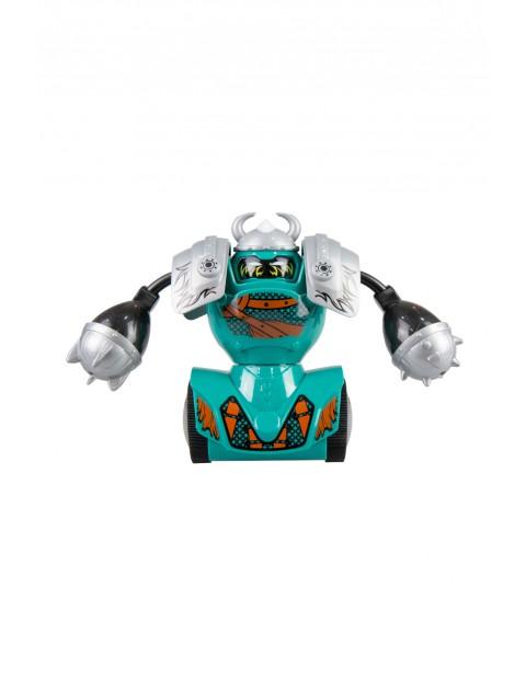 Kombat robot Viking, zestaw treningowy zielony - Reklama TV