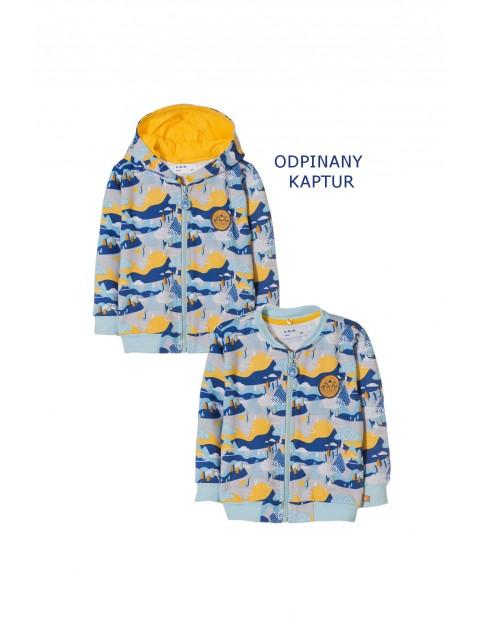 Bluza dzianinowa dla dziecka 5F3506