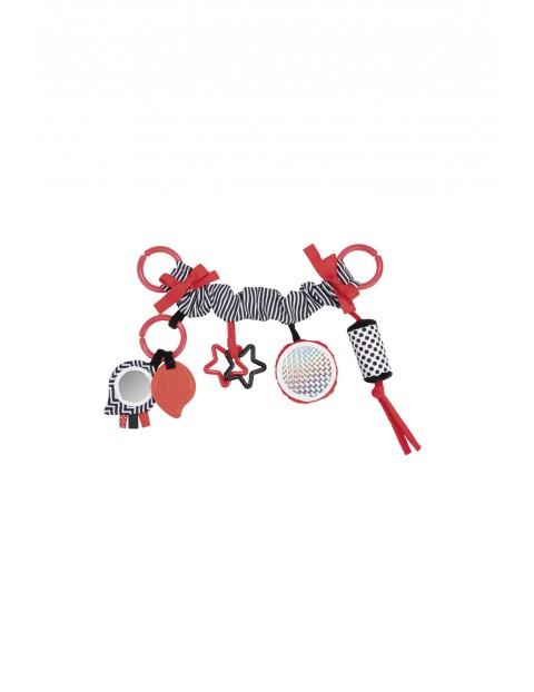 Zawieszka do wózka-fotelika Sensory Toys 0msc+