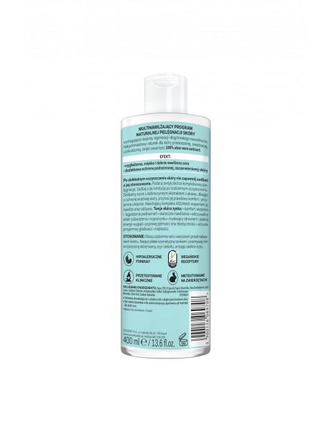 AA Aloes 100% aloe vera extract tonik regenerująco-kojący 400 ml