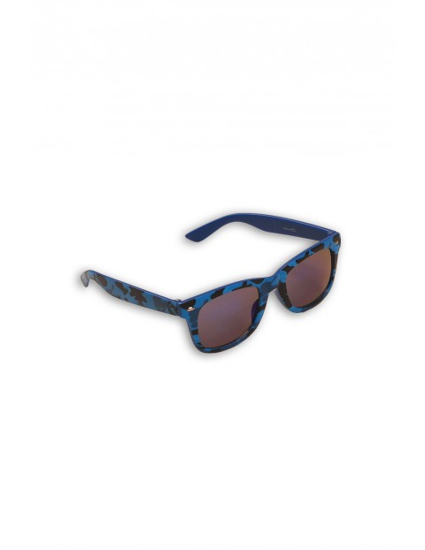 Okulary przeciwsłoneczne chłopięce- moro