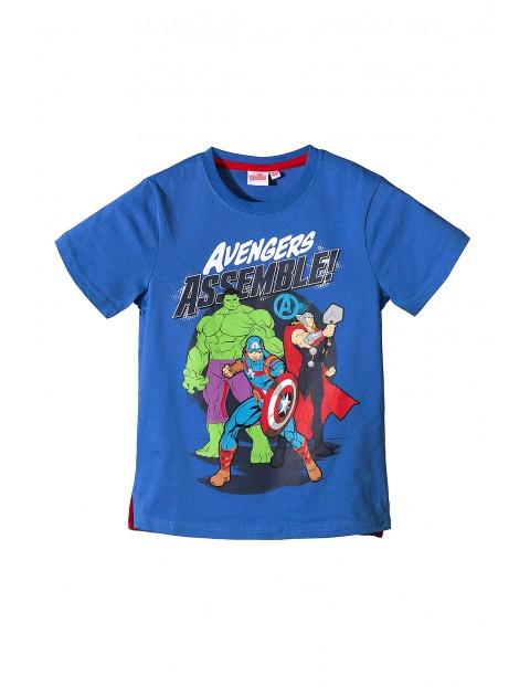 T-shirt chłopięcy Avengers 2I34AO