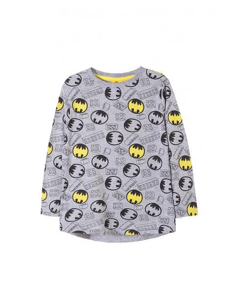 Bluzka chłopięca dzianinowa Batman1H35A5