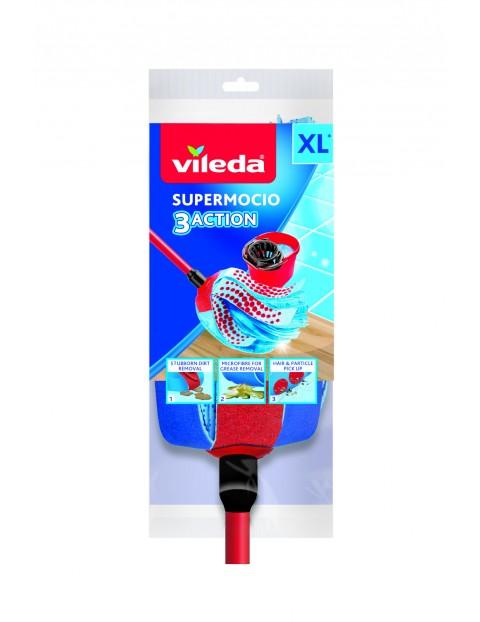 Mop Vileda 3Action Velour XL
