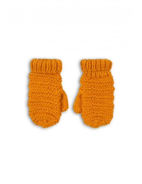 Rękawiczki dziewczęce 4X35BE