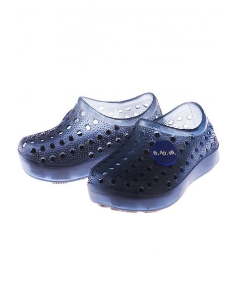 Buty chłopięce ogrodowe