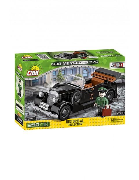 Klocki Cobi - Mercedes 770. Historical Collection WWII 1938 2407 - 250 elementów