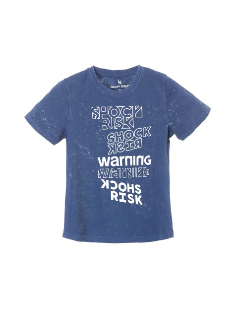T-shirt chłopięcy 2I3451