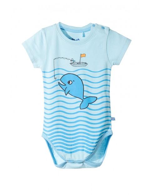 Body niemowlęce 100% bawełna 5T3421