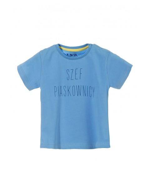 T-shirt niemowlęcy 5I3218