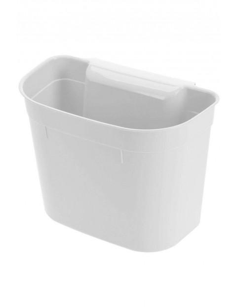 Pojemnik na obierki i odpadki biały