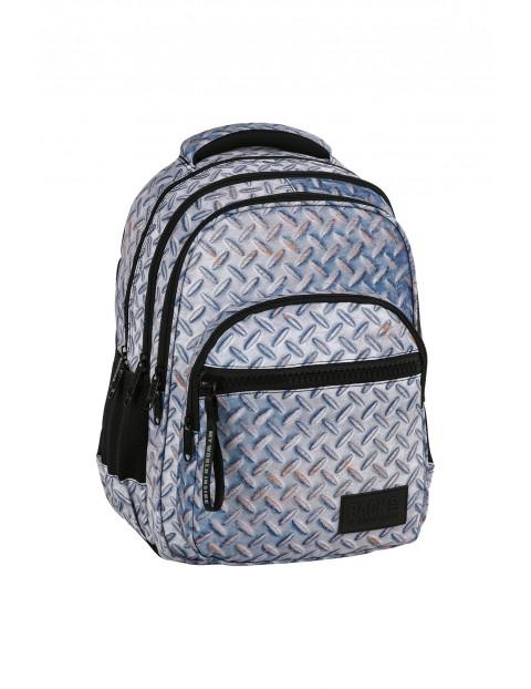 Plecak BackUP 4komorowy - szary