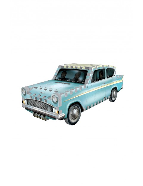 Wrebbit 3D puzzle Harry Potter Flying Ford Anglia 130 elementów
