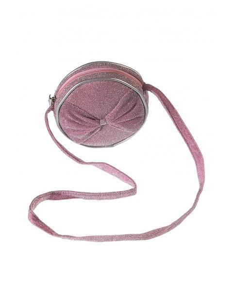 Torebka różowa dla dziewczynki 3Y3506