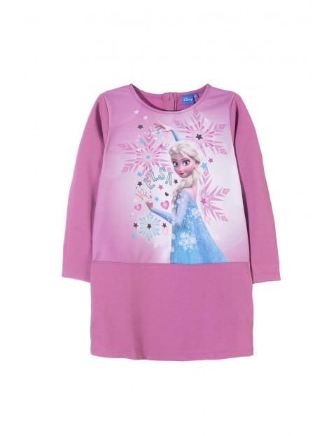 Sukienka dziewczęca Kraina Lodu 3K33A1